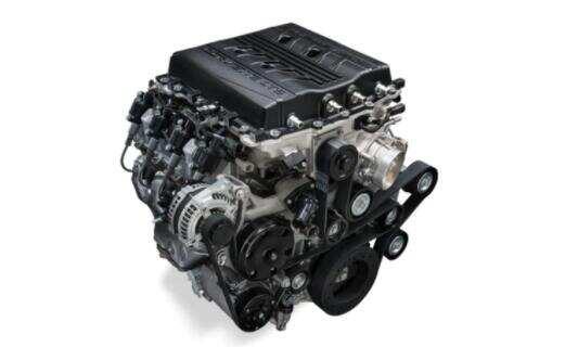雪佛兰正式停产其755-HP增压LT5板条箱发动机