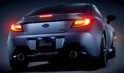2022年斯巴鲁 BRZ网站现已上线
