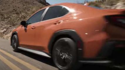 斯巴鲁公司揭示了下一代2022斯巴鲁 WRX的更多细节