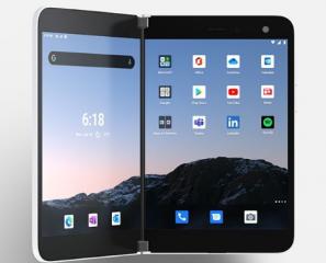 Surface Duo Android 11更新可能会在今年夏天到来