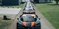 布加迪为客户打造首批八款Chiron Super Sport 300+车型